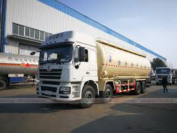 100 Bulk Truck And Transport China Shacman 40 Cbm Bulk Dry Cement Transportation Truck China