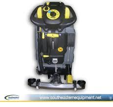 Karcher Floor Scrubber Attachment by Demo Karcher B40 Cylindrical 22