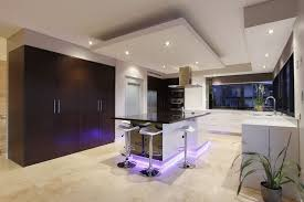 tiny kitchen drop ceiling dropped lighting house basement ideas