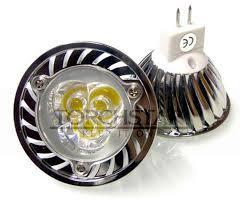 dimmable 12v 3w mr16 led bulb warm white daylight led spotlight