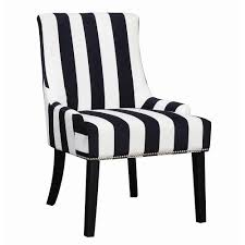 Calabria Transitional Striped Accent Chair, Black (Foam ... Black Accent Chairs Living Room Cranberry And With Arms Home Fniture White Chair For Elegant Design Ideas How To Choose An 8 Steps With Pictures Wikihow Charming Your Grey Striped Creative Accent Chairs Black Midcentralinfo Blackwhite Sebastian Contemporary Chrome Sets Cheapest Small Master Hickory Modern Armchair Real Wood Frame Silver Ainsley Stripe Cheap Leather Tags