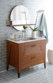 46 Inch White Bathroom Vanity by 46