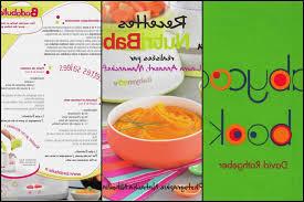 recette de cuisine pour bébé livres de cuisine inspirant 3 livres de recettes de cuisine pour