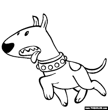 Pets Online Coloring Pages