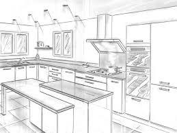 idee plan cuisine dessiner sa cuisine en 3d gratuitement 2 dessiner plan cuisine