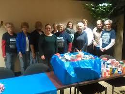 Ky Personnel Cabinet Grievance by Democratic Woman U0027s Club Donates Canned Goods Community