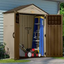 Suncast Resin Glidetop Outdoor Storage Shed Bms4900 by Suncast 6 X 3 Everett Storage Shed Walmart Com