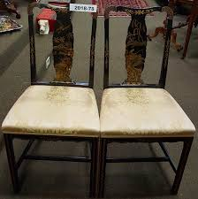 2018-03; (2) Carved Arm Chairs. $1,450.00 Pair Antique Jacobean Distressed Walnut Library Refectory Sofa Set Of 6 Jacobean Style Ding Chairs English Charles Ii Walnut Arm Chair Amazoncom Outdoor Camping Chairfolding Chairultra Light Vintage Pair Leather Chairs Contemporary Pottery Barn Folding Teak Rocking A Pair Buy Pad With Ties Gem Blue Floral Arden Selections Ashland Cushion Oak Monks Bench Portable Foldable Mini