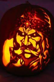 Pumpkin Carving W Drill by 40 Best Pumpkin Carvings Of Monsters And Villains This Old House