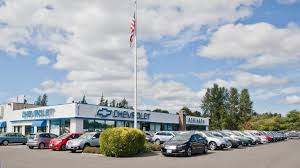 Visit Roy Robinson Chevrolet In Marysville