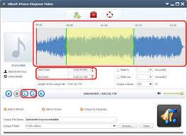 Xilisoft iPhone Ringtone Maker – create M4R ringtone for iPhone