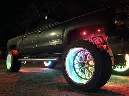 Color-Chasing Wheel Ring LED Lights Kit (Flow Series) – AutoLEDTech.com Oracle 1416 Chevrolet Silverado Wpro Led Halo Rings Headlights Bulbs Costway 12v Kids Ride On Truck Car Suv Mp3 Rc Remote Led Lights For Bed 2018 Lizzys Faves Aci Offroad Best Value Off Road Light Jeep Lite 19992018 F150 Diode Dynamics Fog Fgled34h10 Custom Of Awesome Trucks All About Maxxima Unique Interior Home Idea Prove To Be Game Changer Vdot Snow Wset Lighting Cap World Underbody Green 4piece Kit Strips Under