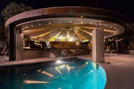 100 The Elrod House John Lautner As Seen On The Movie Diamonds Are