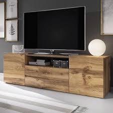 selsey tv lowboard bros matte holzoptik wotan eiche stehend modern 137 cm