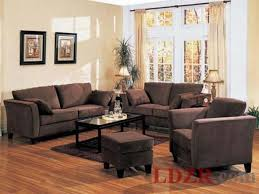 best wall color for living room with brown sectional