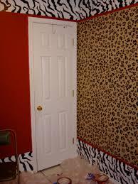 Zebra Bedroom Decorating Ideas by Bedroom Ideas Leopard Interior Design