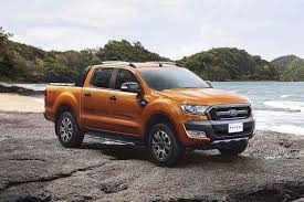 New Ford Ranger Pickup Revealed | Carbuyer