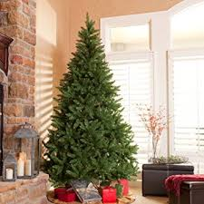 Amazon Classic Pine Full Unlit Christmas Tree Home Kitchen
