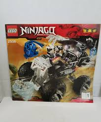 Lego Ninjago 2506 Skull Truck Vehicle 515pc Complete Set | EBay 9456 Spinner Battle Arena Ninjago Wiki Fandom Powered By Wikia Lego Character Encyclopedia 5002816 Ninjago Skull Truck 2506 Lego Review Youtube Retired Still Sealed In Box Toys Extreme Desire Itructions Tagged Zane Brickset Set Guide And Database Bolcom Speelgoed Lord Garmadon Skull Truck Stop Motion Set Turbo Shredder 2263 Storage Accsories Amazon Canada