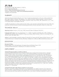Writer Resume Examples For A Sample Auto Service