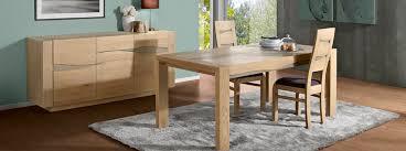 meubles modernes salle à manger boléro en chêne meubles bois massif