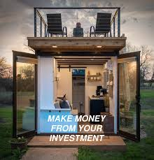 100 How To Make A Container Home Return On Investment Of S CargoCargo