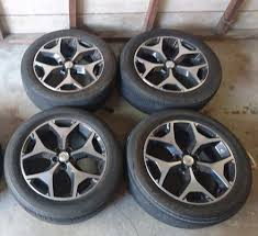 Wheels In Brand:Subaru, Wheel Diameter:18