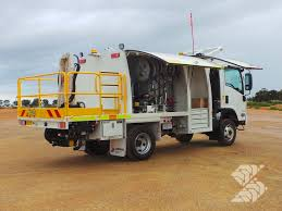 MS1000 Mine Spec Service Trucks Australia | Shermac
