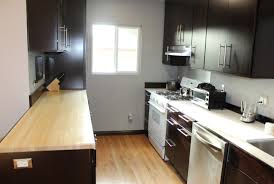 kitchen design small kitchens on a budget blackish brown