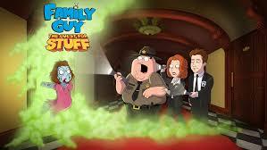 Halloween On Spooner Street Family Guy by Coming Soon X Files Halloween Event Familyguytips
