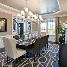 Dining Ideas Simple Decoration Room Design Modern Inside Small With Home Designs Pillars