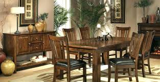 Western Dining Room Tables Chairs Rustic Furniture
