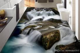 großhandel pvc vinyl bodenbelag badezimmer cubic cupid erleichterung europäische 3d boden badezimmer tapete chinamural2015 44 19 auf