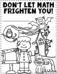 Halloween Picture Books For 4th Grade by Math Halloween 4th Grade Math Worksheets 4th Grade Math Review Pack
