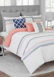 Belk Biltmore Bedding by Modern Southern Home Brooke Comforter Mini Set Belk
