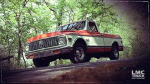 LMC Truck's 1972 Chevy Cheyenne | Like A Rock - Chevy/GMC Trucks ...