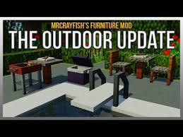 MrCrayfish s Furniture Mod The Outdoor Update Updated 05 09