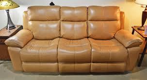 Flexsteel Vail Sofa Leather by Flexsteel Leather Sofa Recliners Centerfieldbar Com