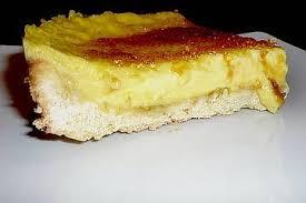 crème brûlée torte