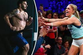CrossFit Games news 2017 Champion Mat Fraser and Katrin