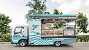 100 Truck Food Singapores Largest Fest Serves New Ubin Seafoods Heart