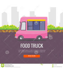 Cute Cartoon Street Food Vending Truck In The City Stock Vector ... Food Truck Suppliers China Trailer Manufacturer In Coussmnelobstfoodtrucktrailer New For Sale 1995 Chevrolet W4 Tiltmaster Vending Item G3092 So 2018 Ford Gasoline 22ft Food Truck 185000 Prestige Custom China Roasted Chicken Hot Dog Cart Vending With Cooking Lunch Canteen Used Sale Pennsylvania Fooding Street Coffee Shop Mobile F350 Super Duty Cold Delivery Pig Built By Trucks American