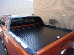 Armadillo Bed Liner by Ford Ranger Wildtrak Armadillo Ford Ranger Wildtrak Roller