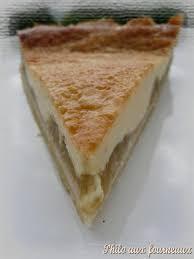 tarte mascarpone et compote de pommes tartes et tartelettes