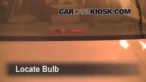 third brake light bulb change hyundai sonata 2006 2010 2009