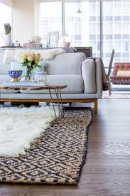 How to Layer Rugs Like a Pro— The Fox & She