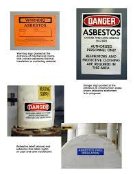 Removing Asbestos Floor Tiles In California by Asbestos Fact Sheet Stanford University Eh U0026s