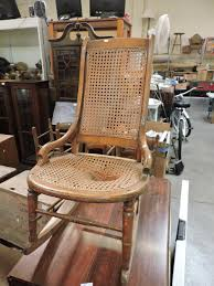 Vintage Wooden Rocking Chair Sold Antique Mission Style Rocking Chair Refinished Maple And Leather Adams Northwest Estate Sales Auctions Lot 12 Vintage Wood Mini Rocker 3 Vintage Wood Carved Rocking Chairs Incl 1 Duck Design Seat Tell City Company Love Seat Projects In Childs Wooden Refurbished Autentico Bright White Victorian W Upholstered Back Wooden Chair Ldon For 4000 Sale Shpock With Patchwork Design On Backrest Batley West Yorkshire Gumtree Child Doll Red Checked Fabric