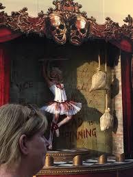 Halloween Theme Park Uk by Crying Children Left Terrified When Theme Park Train Broke Down