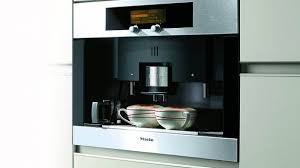 In Wall Coffee Maker Attractive Built Tyres2c With Regard To 18